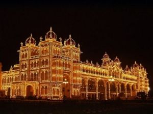 Beautiful Asia photos - Mysore_palace.jpg